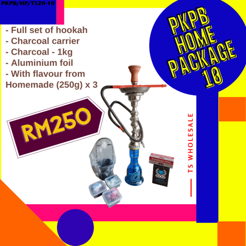 PKPB Home Package - 10