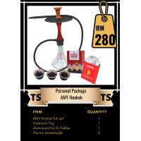 Personal Package  - AMY Hookah
