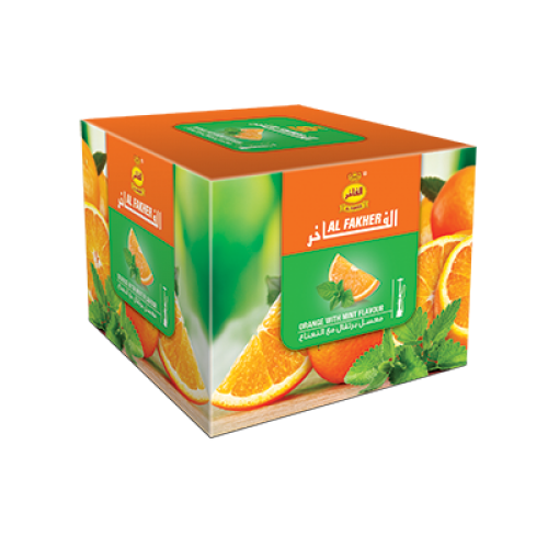 Al-Fakher Orange Mint 250g (Repack)