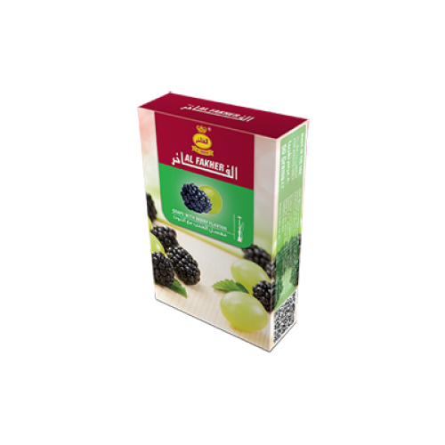 Al-Fakher Grape Berry 50g (Repack)