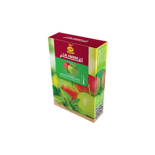Al-Fakher Double Apple Mint 50g (Repack)