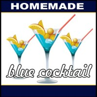 Homemade Blue Cocktail 50g