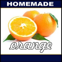 Homemade Orange 50g