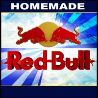 Homemade Redbull 50g