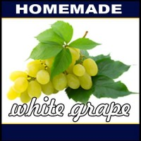 Homemade White Grape 50g