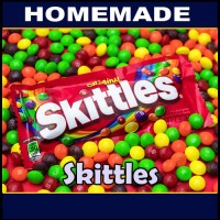 Homemade Skittles  50g