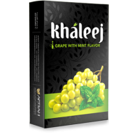 Khaleej Grape with Mint 50g
