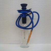 Wine bottle shisha set